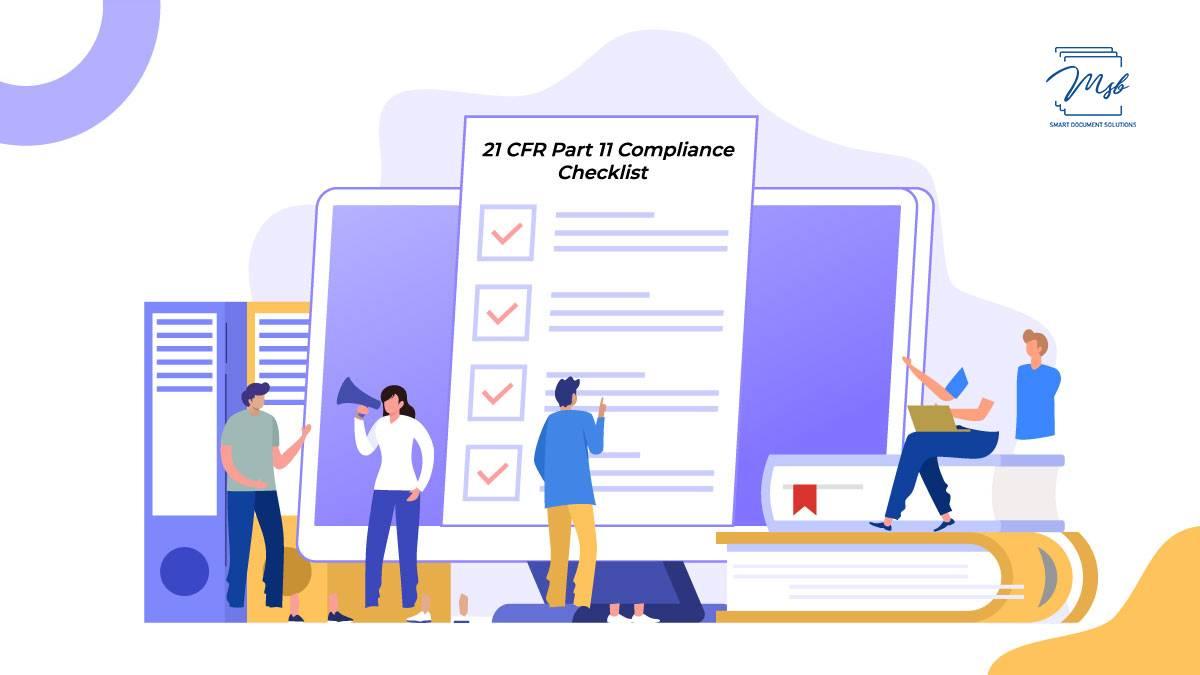 21-CFR-Part-11-Compliance-Checklist